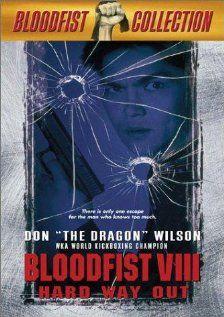 Кровавый кулак 8: Несущий смерть