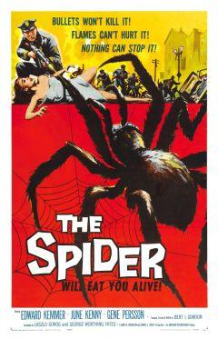 Земля против паука
