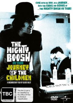 Journey of the Childmen: The Mighty Boosh on Tour