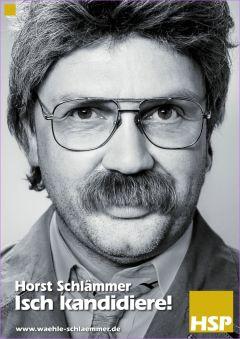 Хорст Шламмер – кандидат!