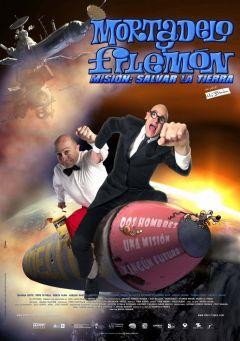 Приключения Мортадело и Филимона 2: Спасение Земли