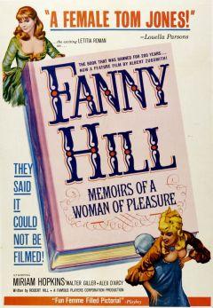 Фанни Хилл: Мемуары женщины для утех