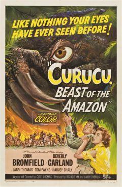 Куруку: Чудовище Амазонки