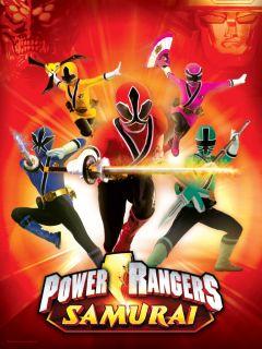 Могучие рейнджеры: Самураи