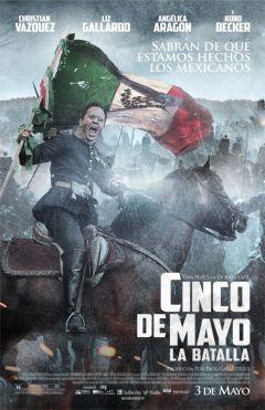 Синко де Майо: Битва