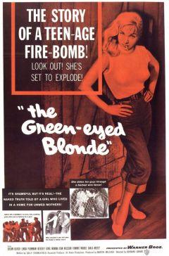 Зеленоглазая блондинка