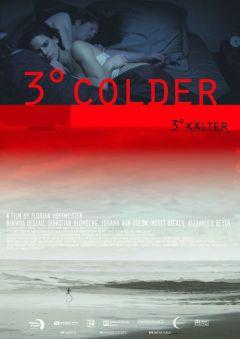 На 3 градуса холоднее