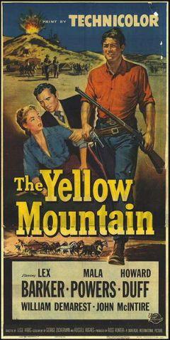 Жёлтая гора