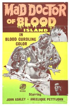 Безумный доктор с Кровавого острова