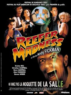 Сумасшествие вокруг марихуаны: Киномюзикл