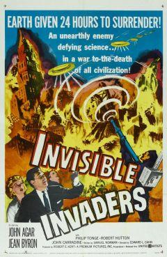 Невидимые захватчики